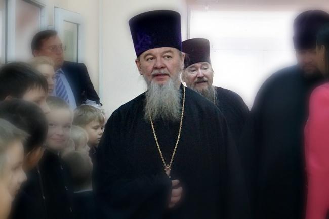 Почётный гражданин Бердска стал настоятелем храма в Новосибирске