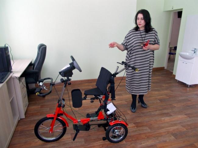 Центр реабилитации детей-инвалидов появился в Бердске