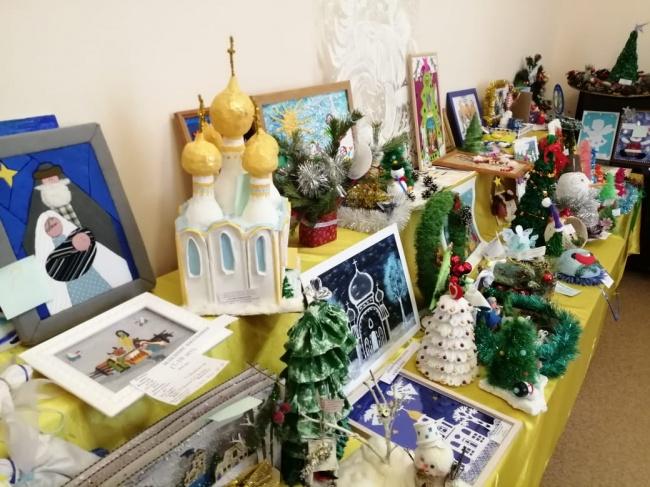 В Бердске состоялся IX городской творческий конкурс «Рождество Христово»